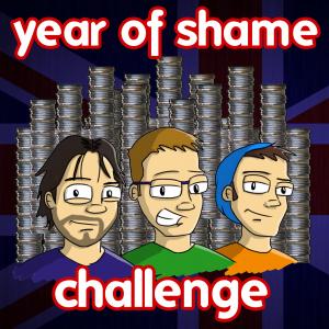 Year of Shame Challenge